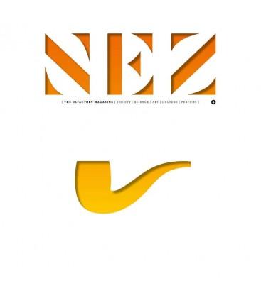 NEZ žurnalas - nr. 4 - Ruduo/Žiema - ART AND PERFUME